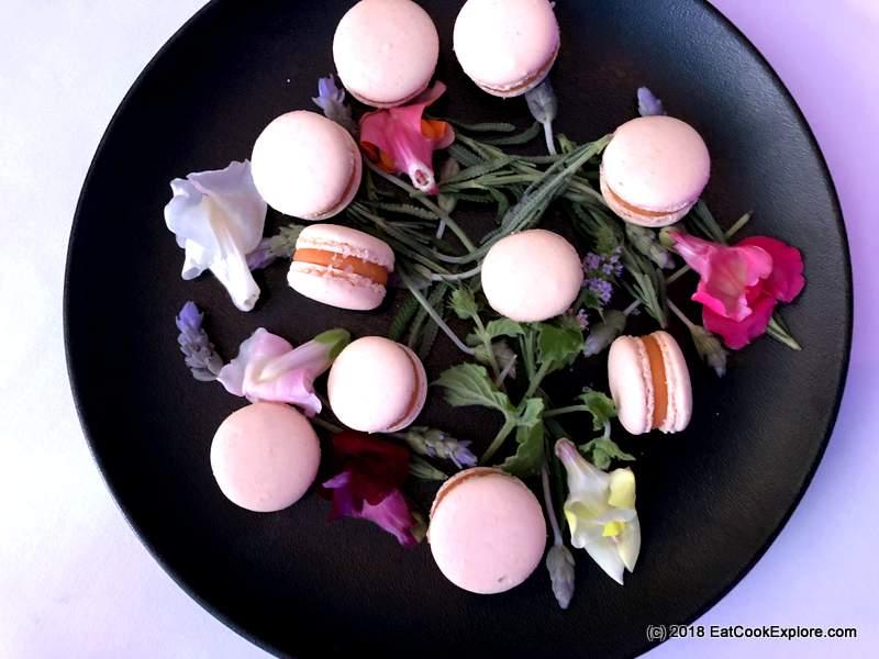 World's 50 best Singapore Tourism Jason Tan's Salted Egg Macarons