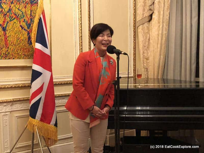 Ambassador Park at the Korean Embassy Residence