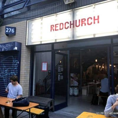 Redchurch Craft Beer