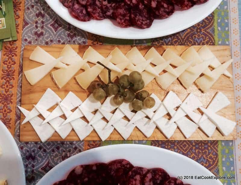 Benaularia Payoyo Cheese