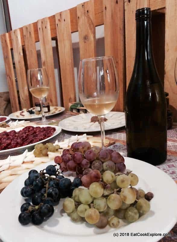 Benaularia Wine Tasting