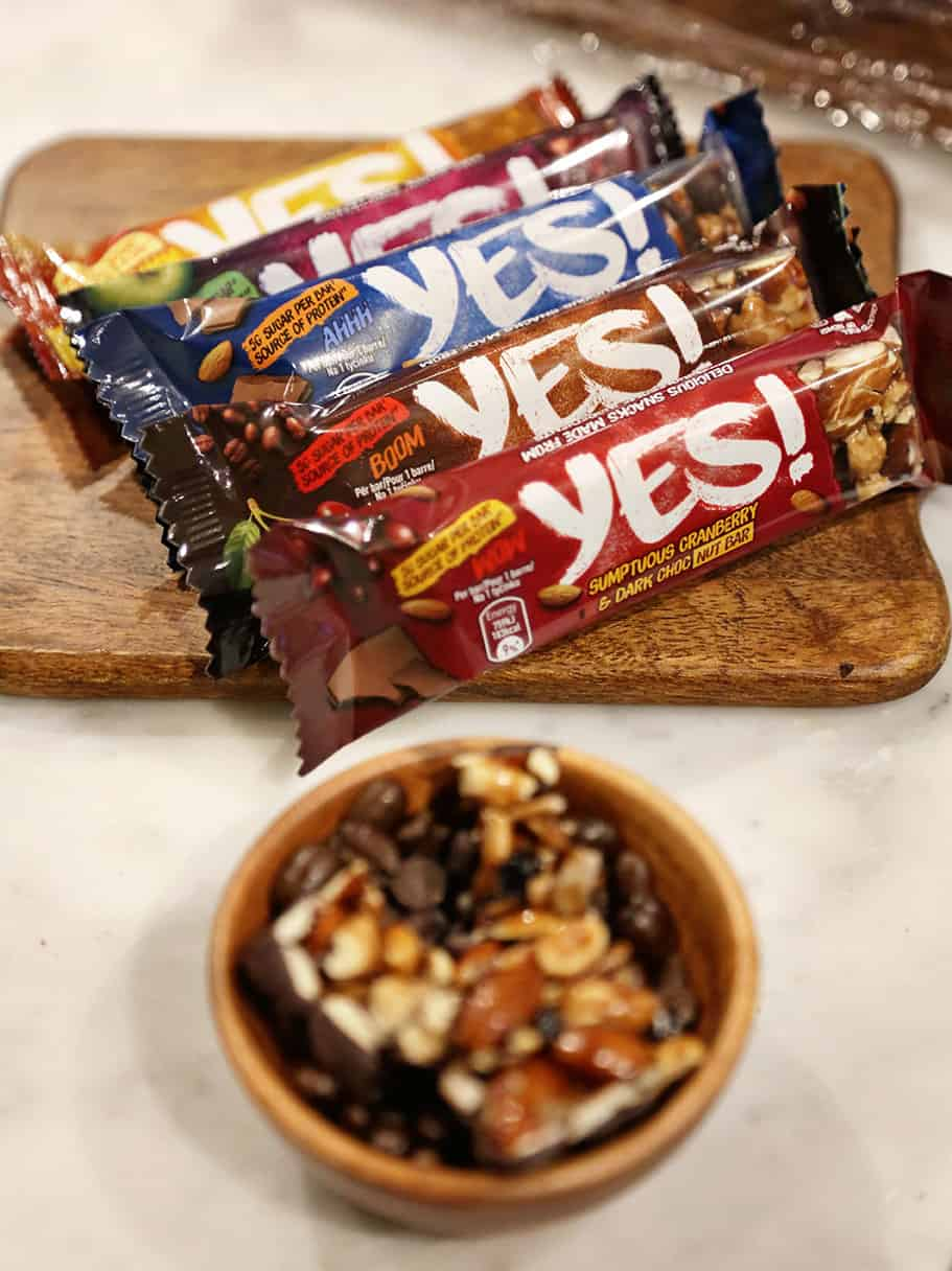 Yes Cereal Bar