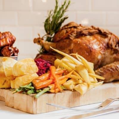 London restaurants open on Christmas Day 2018