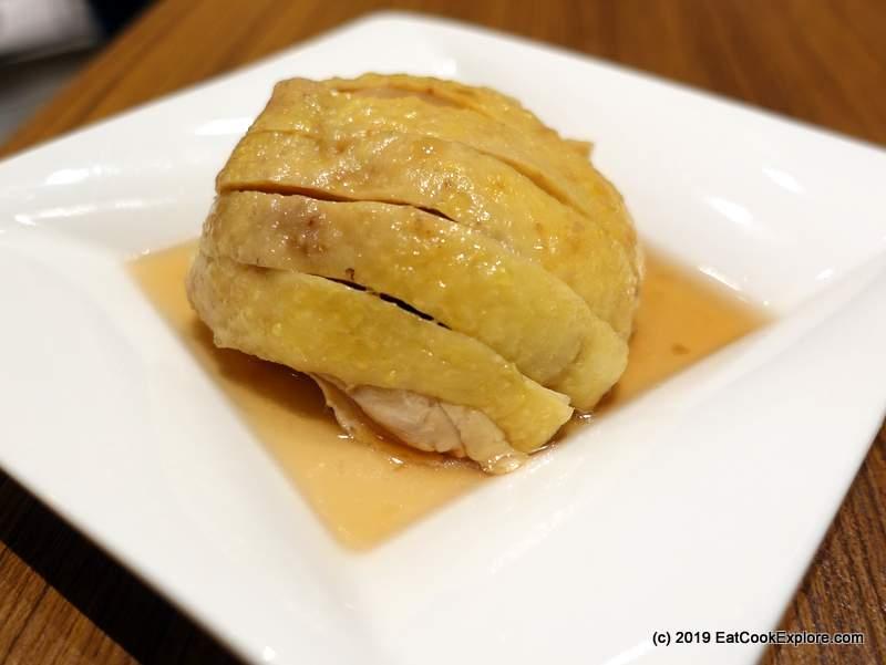 Din Tai Fung London Drunken Chicken
