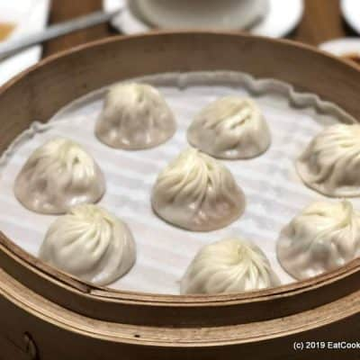Din Tai Fung London Xiao Long Bao, Those Wontons and Noodles