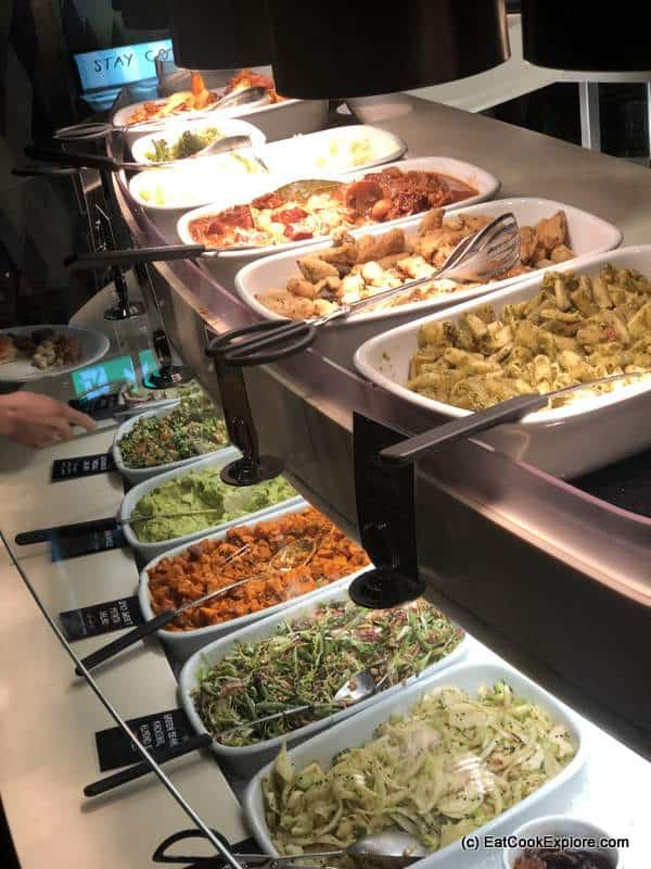 Tibits Plant Based Buffet Bankside