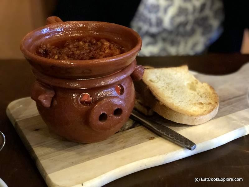 Lamezia – A taste of Calabria in London