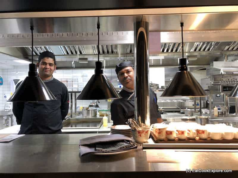 Mr Todiwala's Kitchen Lincoln Plaza Hotel Canary Wharf
