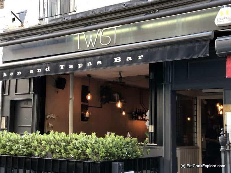 Twist Kitchen Marylebone Review