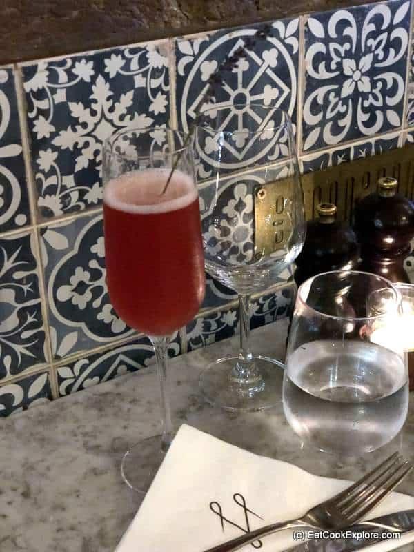 Twist Kitchen Marylebone Review House Cocktail