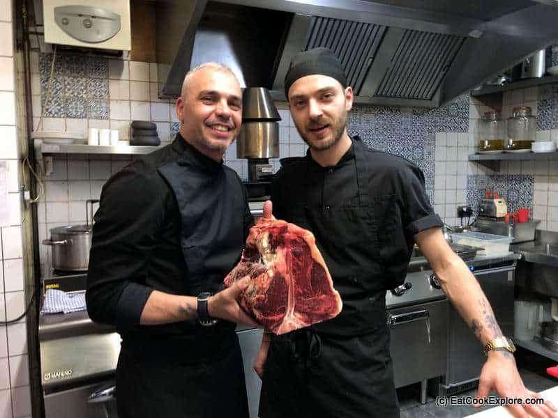 Grass Fed Beef Twist Kitchen Marylebone Review