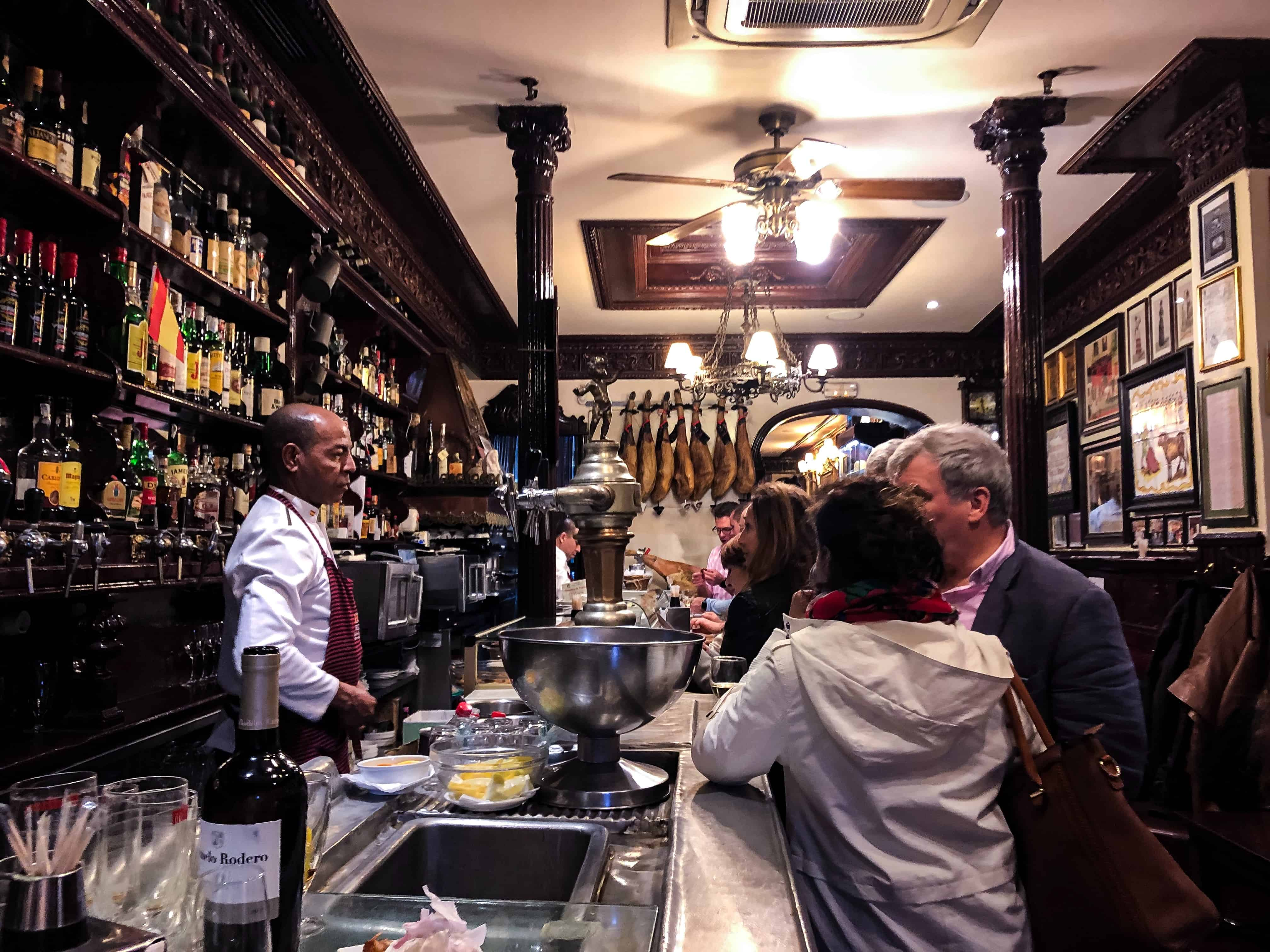 Take a Madrid Food Tour