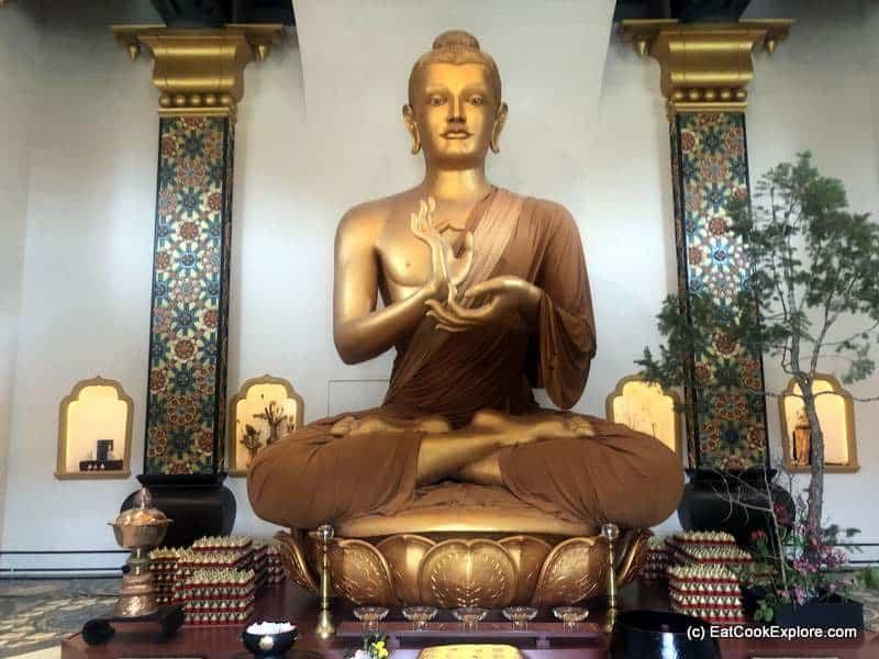 The Great Stupa Shambala Mountain Centre