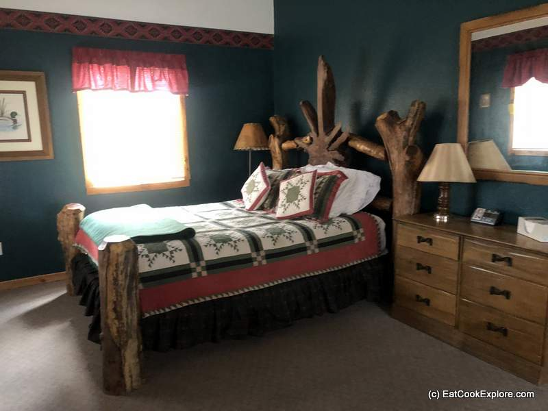 A cabin room