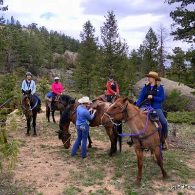 Sundance Trail Dude Ranch Colorado