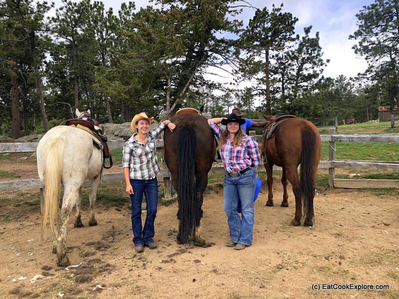 Wranglers on Sundance Trail Dude Ranch Colorado