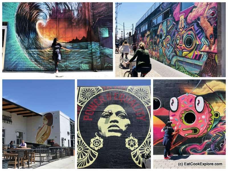 Denver Street Art RiNo Art District