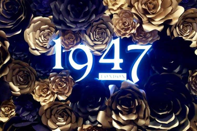1947 London 33 Charlotte St