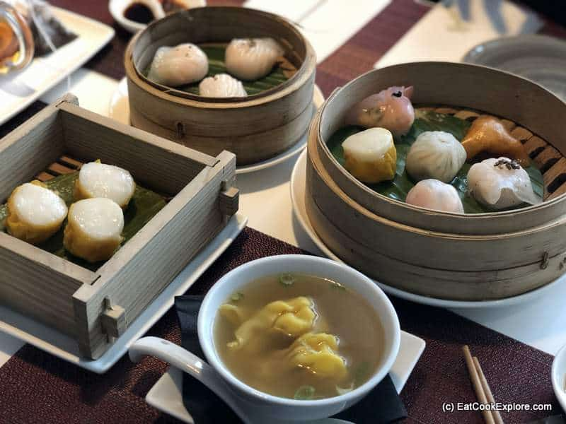 dim sum Bao Kitchen Harrods