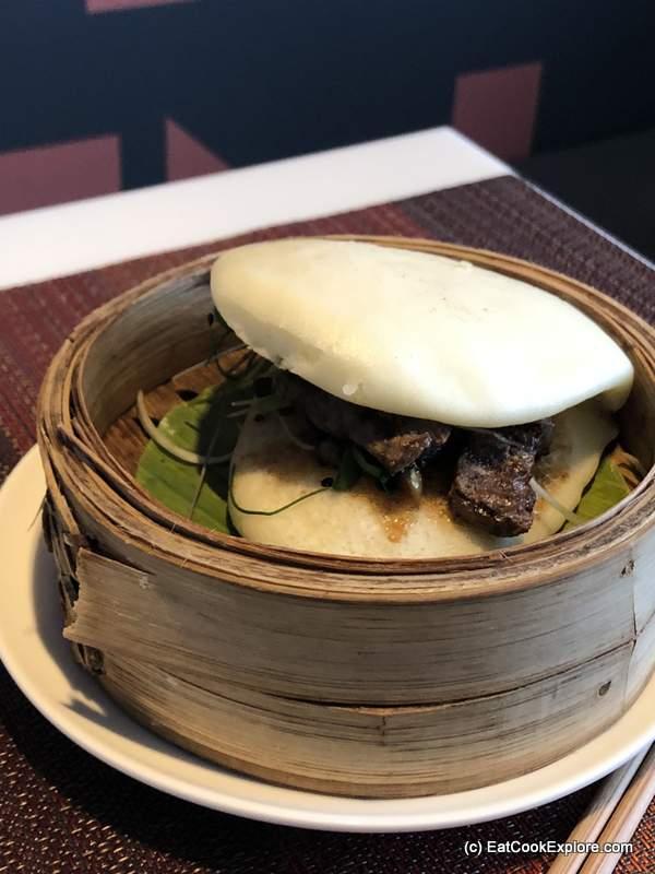 Wagyu Beef Bao