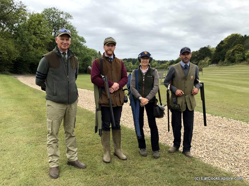 Eat Game Awards Royal Berkshire Shooting Club