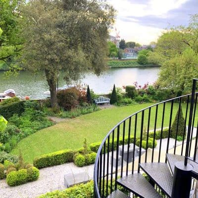 Hotel Review: Bingham Riverhouse Boutique Hotel Richmond Surrey