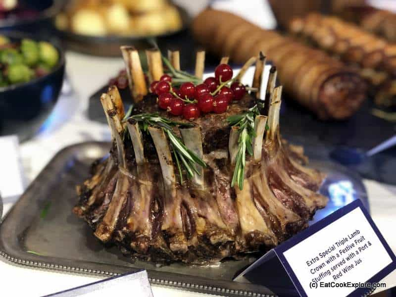 Asda Lamb Crown