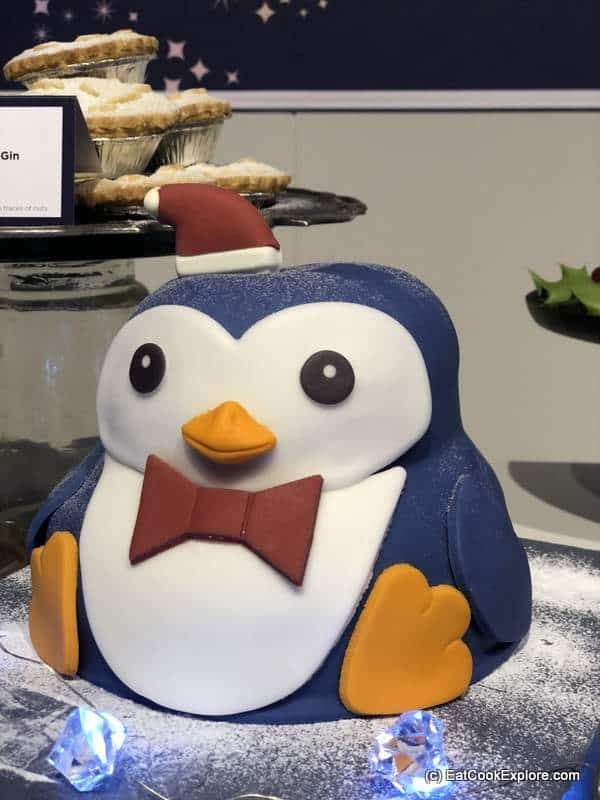 Asda Penguin Cakes