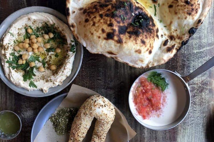 Melabes Israeli Food Kensington