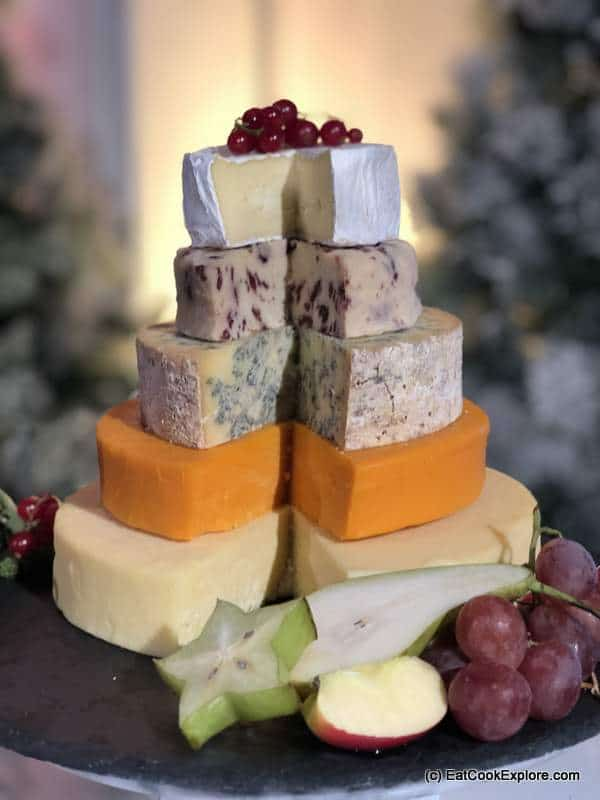 Tower of Cheese