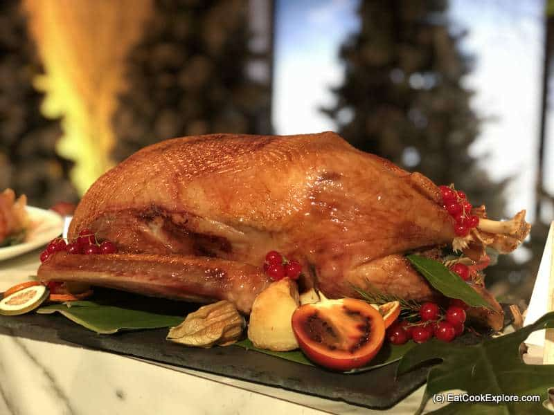 Tesco Christmas Goose