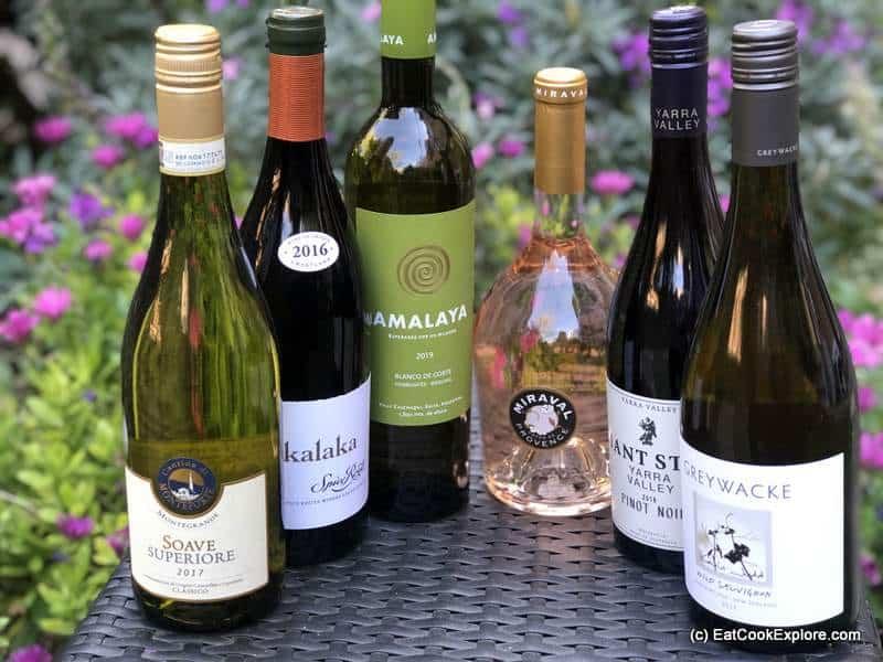 Winetrust Online Wine Tasting