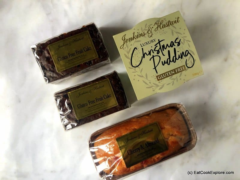 Jenkins and Hustwit Yorkshire Farmhouse Cakes