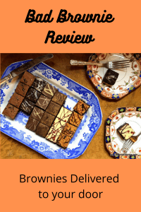 Bad Brownie Review Pinterest