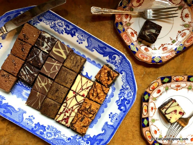 Bad Brownie review 24 piece box