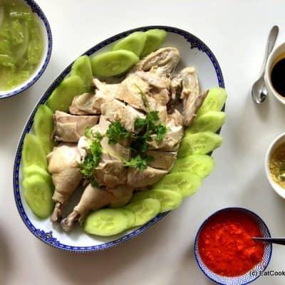 The Ultimate Hainanese Chicken Rice Recipe