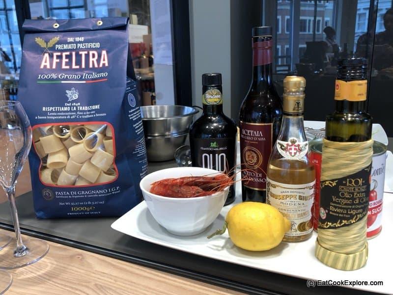 True Italian Taste PDO and PGI food products
